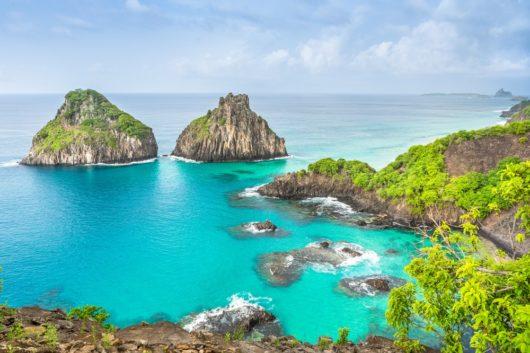 best beaches in Brazil