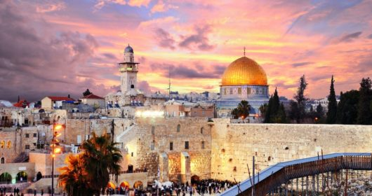 10 middle east holy places