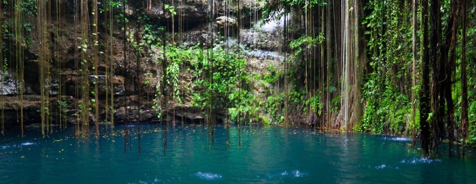 The most beautiful natural swimming pools of the world