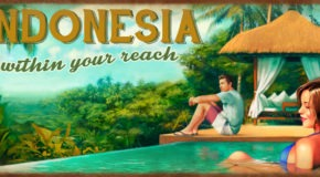when visit Indonesia