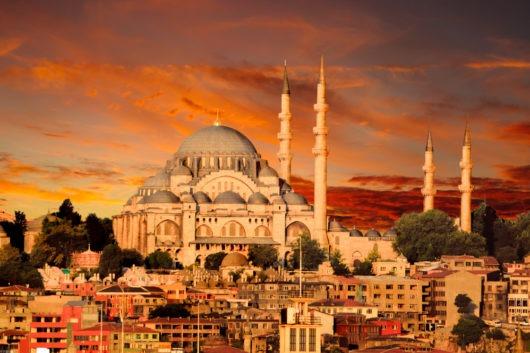 safe to travel to Turkey