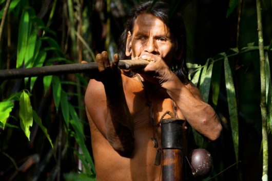 indigenous people of the Amazon