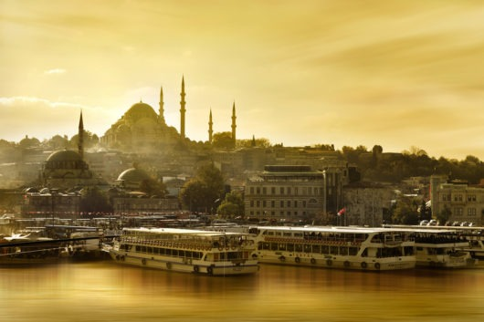 The Most Beautiful Mosques in Istanbul