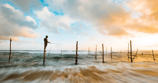 Top 5 Best Beaches In Sri Lanka