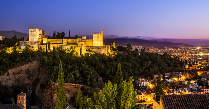 visit the alhambra