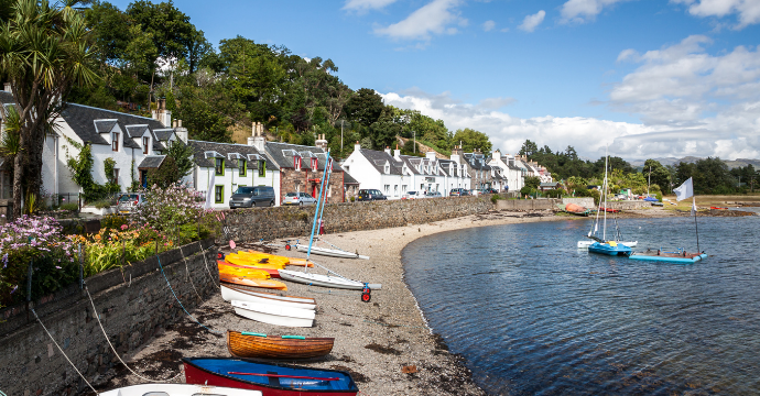 travel to Scotland in the Summer