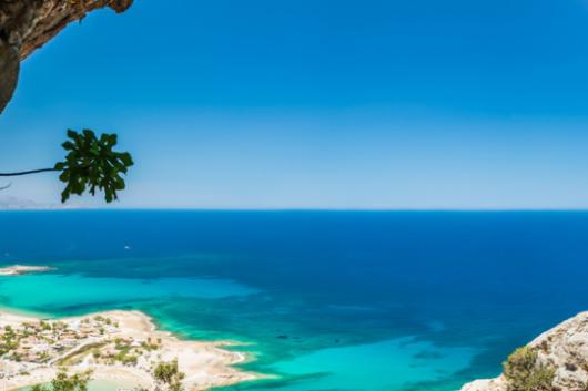 Crete Beach - Greece Vacations