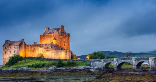 castle in Scotland