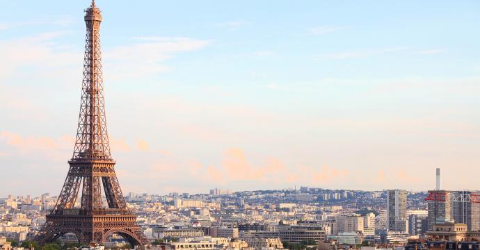 Paris: places to travel now