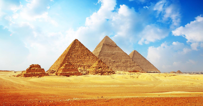 Where to travel to right now: Egypt