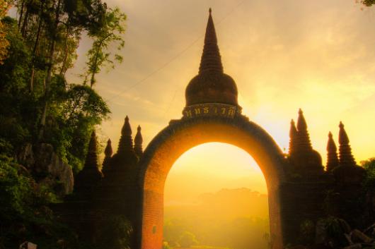 Thai temples