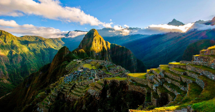 Best places to travel now: Peru
