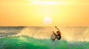 best surfing spots in the world