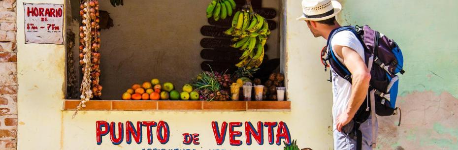 best vegetarian and vegan destinations