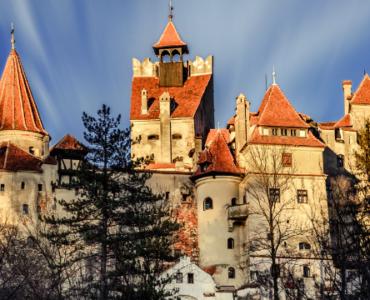 Medieval castles in Europe