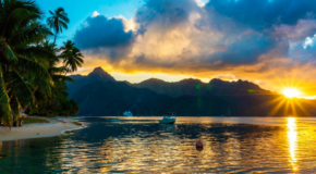 Mountains and beach destinations