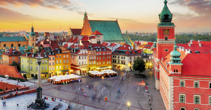Poland: where is it safe to travel right now